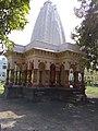 The Tomb of Shrimant Maharani Sati Kashibai Maharaj Bhosale, Bhosale Ghat, Nagpur - panoramio.jpg