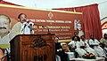 The Vice President, Shri M. Venkaiah Naidu delivering the 24th Sree Chithira Thirunal Memorial Lecture, in Thiruvananthapuram.jpg
