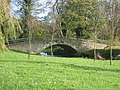 The bridge by Bridge Lodge - geograph.org.uk - 88231.jpg