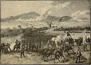 Western and Atlantic Railroad - Battle of Allatoona Pass, 1864, for control of the line