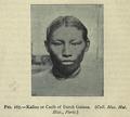 The races of man, figure 167 Kalina or Carib of Dutch Guiana.png