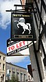 The sign of the White Horse, Gainsborough - geograph.org.uk - 1320414.jpg