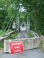 The suspension bridge over the Wye near Llanstephan - geograph.org.uk - 44437.jpg