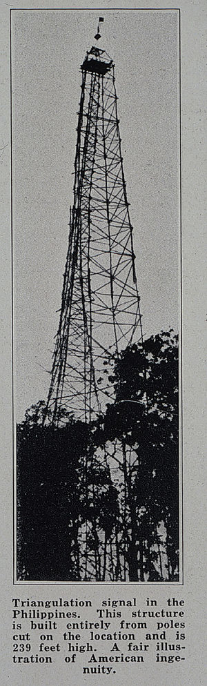 Bugsuk - 239-foot tower built on Bugsuk Island.