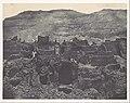 Thebes. Médinet-Habou. Runes de la ville de Papa MET DP116184.jpg