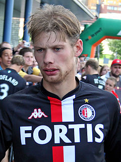 Theo Lucius Dutch footballer