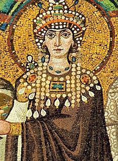 Theodora (6th century) Augusta
