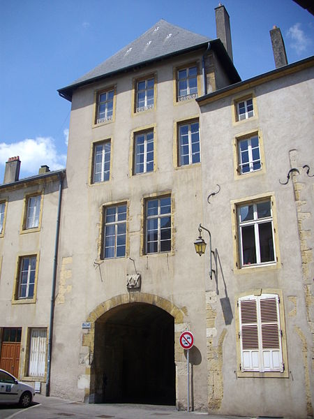 Castle of Thionville (Moselle, France)