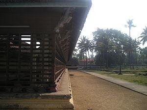 Thirumoozhikkulam Lakshmana Perumal Temple - Image: Thirumoozhikalam 3