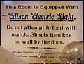 This room is equipped with Edison electric light.jpg