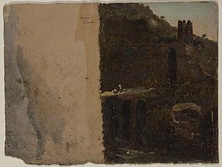 Arch of Nero, Tivoli