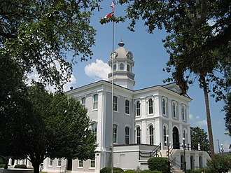 Thomas County, Georgia - Image: Thomas County Courthouse