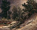Thomas Fearnley - Forest Study from Romsdal - NG.M.01309 - National Museum of Art, Architecture and Design.jpg