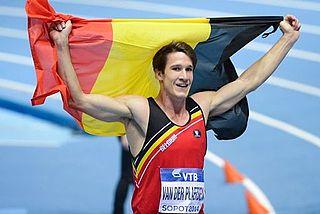 Belgian decathlete