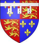 Thomas of Lancaster Arms.svg