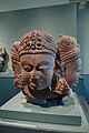 Three faces from a four-faced linga - 10th Century - Indian Art - Asian Art Museum of San Francisco.jpg