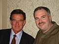 Tim McCarver with fan.jpg