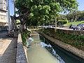 Ting-fu Canal near Hsin-yuan Market, Hsinchu.jpg