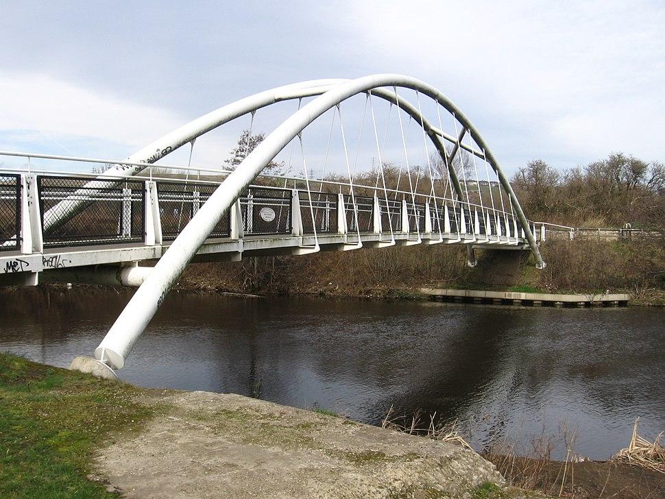 Tinsley - Halfpenny Footbridge