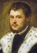 Tintoretto - Young Man with a Beard, c. 1555, 53.360.jpg