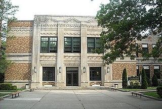Tuckahoe High School Public school