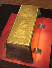 Gold Bar Wikipedia