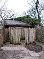 Toilets, Wilmington Car Park - geograph.org.uk - 1133489.jpg