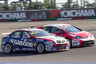 2012 World Touring Car Championship - Tom Coronel placed fifth in the Drivers' Championship