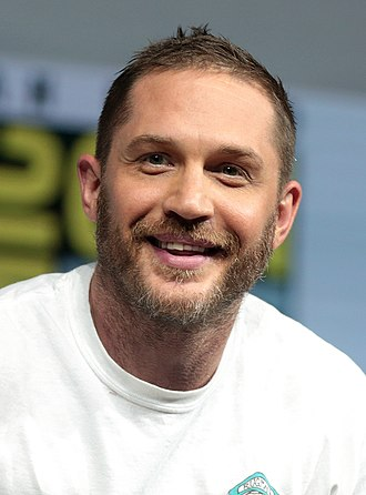 Tom Hardy - Hardy at the 2018 San Diego Comic-Con