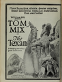 Tom Mix in The Texan by Lynn F. Reynolds Film Daily 1920.png