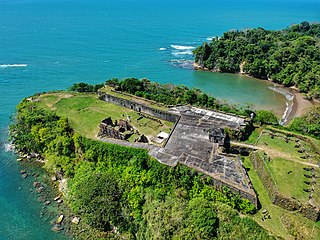 Chagres and Fort San Lorenzo Depopulated in Colón, Panama