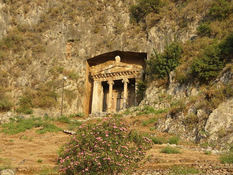 File:Tomb of Amyntas.jpg