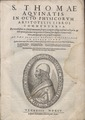 Tommaso - Super Physicam Aristotelis, 1595 - 4733624.tif