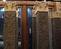 Tommaso cazzaniga (bott.) e benedetto briosco, pilastri da monum. di pier fr. visconti de saliceto, 1484 ca., da chiesa di s.m. del carmine a mi, 2.JPG