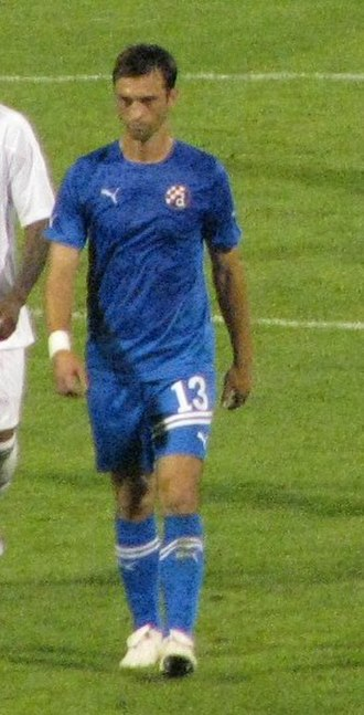 Tonel - Tonel playing for Dinamo Zagreb in 2011