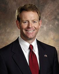 American politician Tony Perkins.