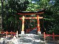 Torii of Lower Shrine of Usa Shrine 2.JPG