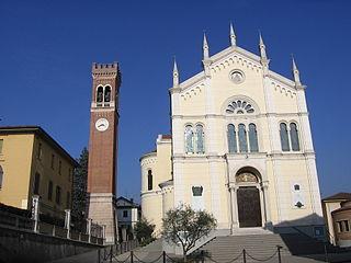 Torre de Roveri Comune in Lombardy, Italy