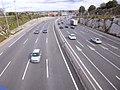 Torrelodones - La A6 (Autovía del Noroeste) a su paso por Torrelodones.jpg