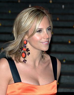 Tory Burch - Burch at the 2009 Vanity Fair celebration for the Tribeca Film Festival