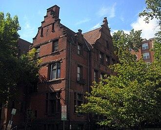 William Henry Miller (architect) - Image: Toutorsky Mansion
