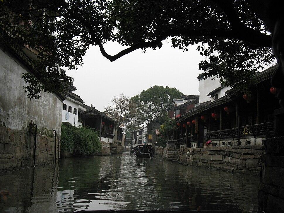 Town of Jinxi Jiangsu China2