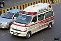 Toyota Himedic ambulance, Bangladesh. (33158014821).jpg