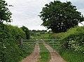 Track to Felhampton - geograph.org.uk - 444992.jpg