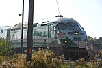 Trainspotting GO train -918 headed by MPI MP40PH-3C -609 (8123456008).jpg