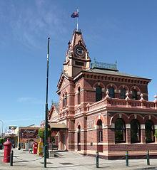 Почтовое отделение Траралгона