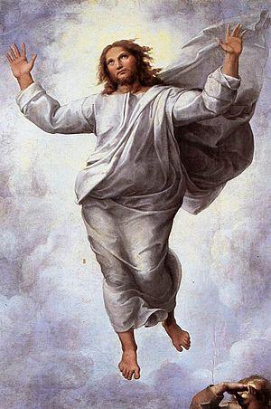The Christ Myth - Raphaël, The Transfiguration, 1520, Vatican