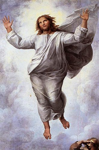 The Christ Myth - Raphaël, The Transfiguration, 1520, Vatican
