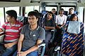 Traveling to Chandigarh from Delhi -Wikiconference India 2016-IMG 4744.jpg