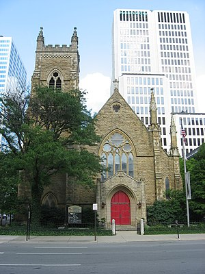 Trinity Episcopal Church (Columbus, Ohio) - Image: Trinity Episcopal Church, Columbus